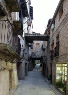 Callejeando por Horta de Sant Joan.