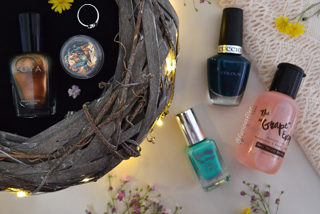 meebox boho review furious filer nail subscription box