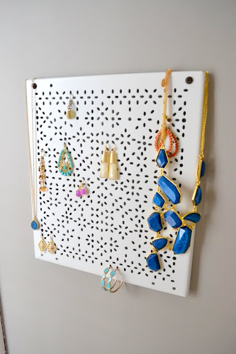 Jewelry Organizer The Ugly Duckling House