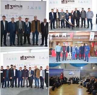 İstanbul'daki Bitlis Tanıtım Günleri sona erdi