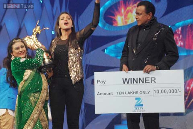 Did Super Mom Winner -  Mithu Chakraborty from Kolkata