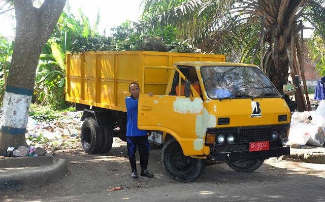 Lobar Minim Unit Armada Pengangkut Sampah