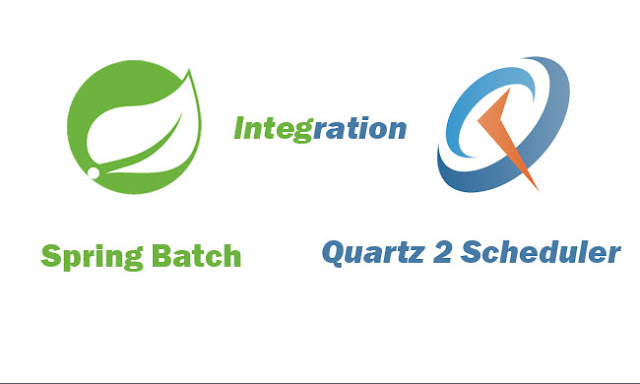 Quartz Scheduler & Spring Batch Boot Tutorial - Spring batch scheduler Example
