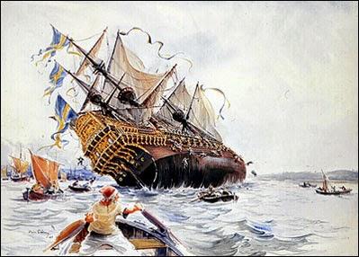 Naufragio del Vasa