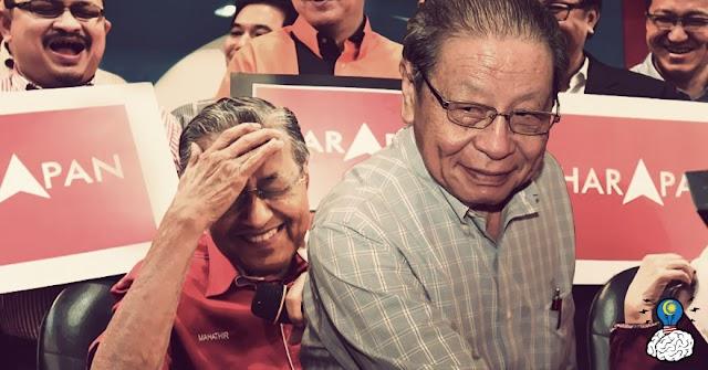 #PRU14 Mustahil Mahathir Boleh Menang Guna Tiket #DAP. #PakatanProDAP #TolakPakatan #KekalNajib