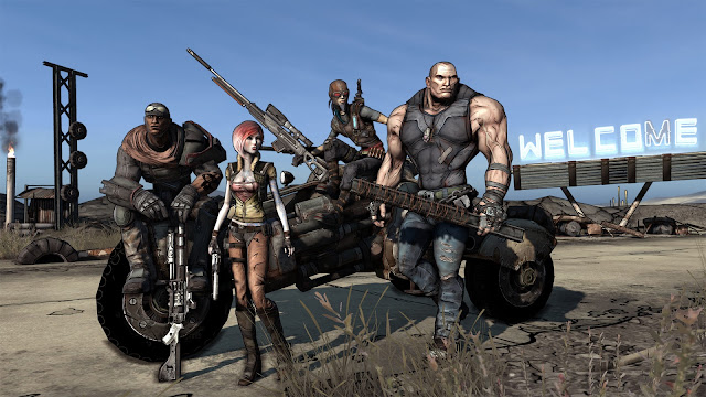 Borderlands 1 Free Download Full Version Screenshot 3