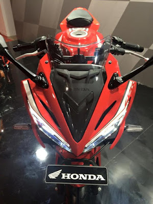 2016 Honda CBR150R Facelift front led light image