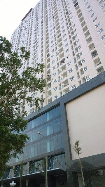 Chung cư Gemek Tower nhận nhà