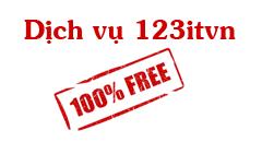 Dịch vụ hỗ trợ online uy tín, miễn phí 100% của 123ITVN