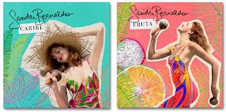 Sandra Bernardo estrena Caribe y Fruta.