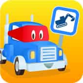 Carl the Super Truck Roadworks Apk - Free Download Android Game