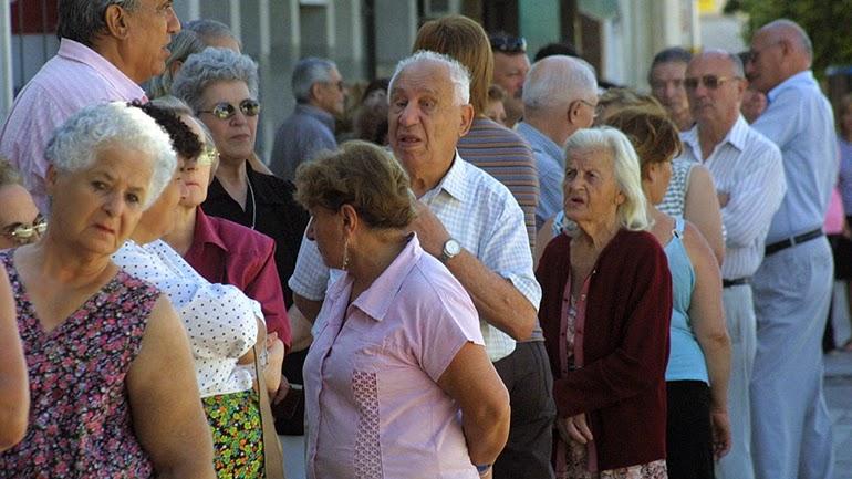 Huellas dactilares para cobrar la pensión