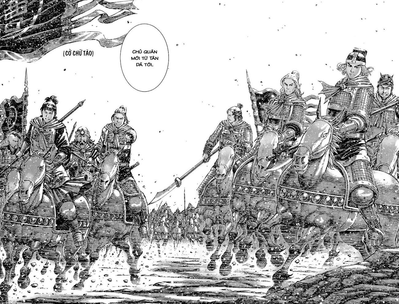 Hỏa phụng liêu nguyên Chương 388: Công tử khóc rồi [Remake] trang 18