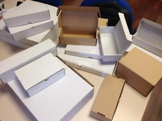 cajas de carton, cajas automontables,