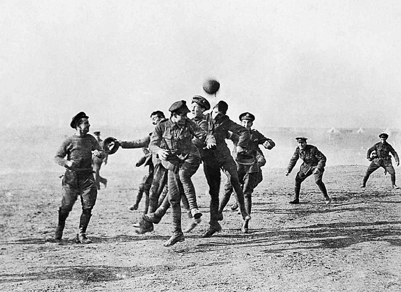History in Photos: World War I, ctd