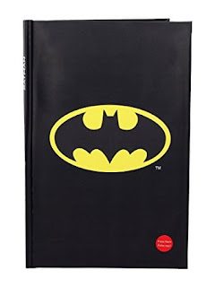 libreta  agenda de batman