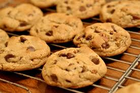Cookies de chocolate light