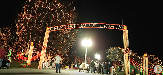O'Fallon Celebration of Lights 2018