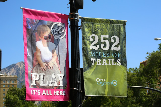 In most situations, using fabrics in outdoor signs is much suitable.