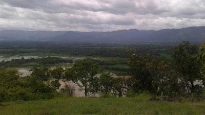 Bukit Gede, Tempat Wisata Paralayang di Ponorogo