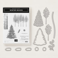 Winter Woods from Stampin' Up!
