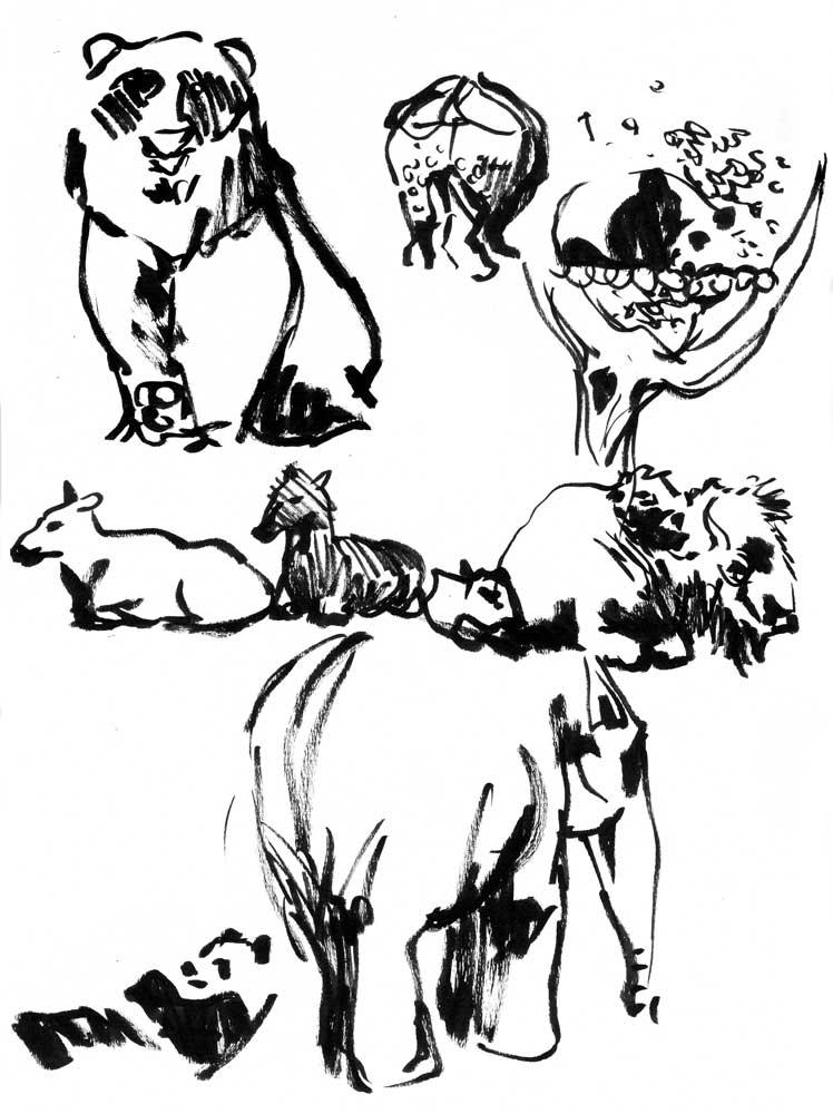no dibujo nada el zoo sagrado Zoo Buenos Aires Argentina o dice michael gibson el simbolismo taschen k ln 1999 19 20 y 27 el sistema de s mbolos de una cultura es indispensable para el bienestar de las