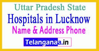 Hospitals in Lucknow Uttar Pradesh