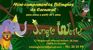 Carnaval Entroido Niños Coruña