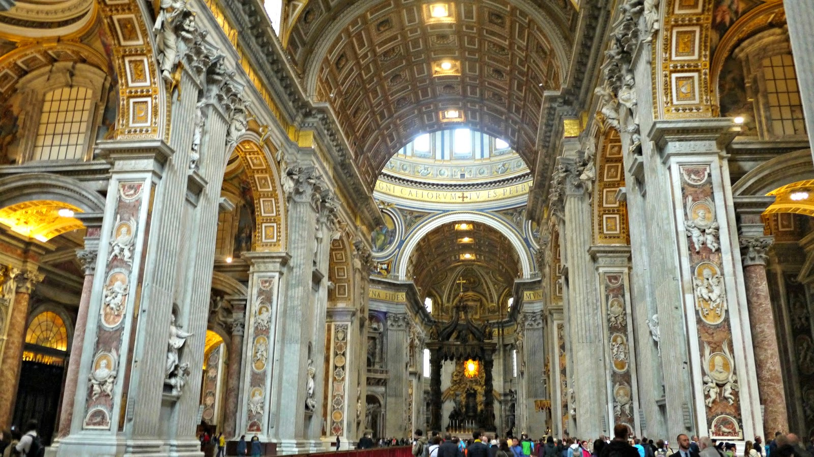 st peter's basilica vatican city