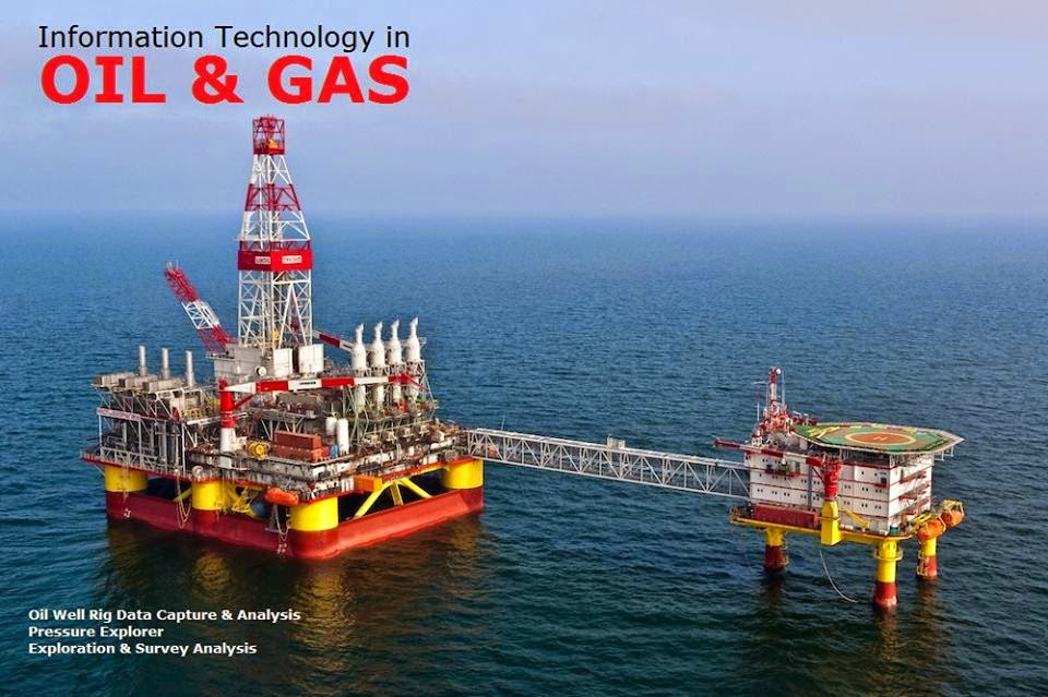 IT Software Development in Oil and Gas Industry