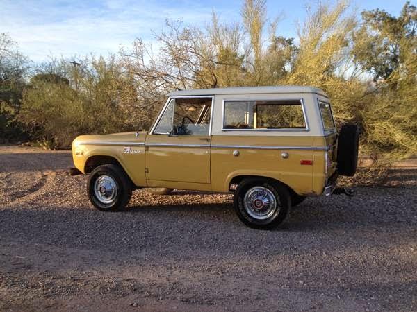 1972 Ford Bronco Excellent Condition Auto Restorationice