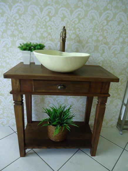 Art de Renovar Banheiros Rusticos