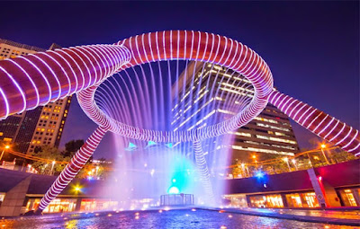 Fountain of Wealth, Singapura