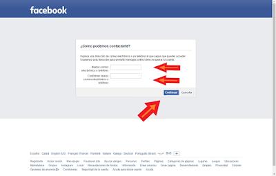 pagina-facebook-nuevo-correo