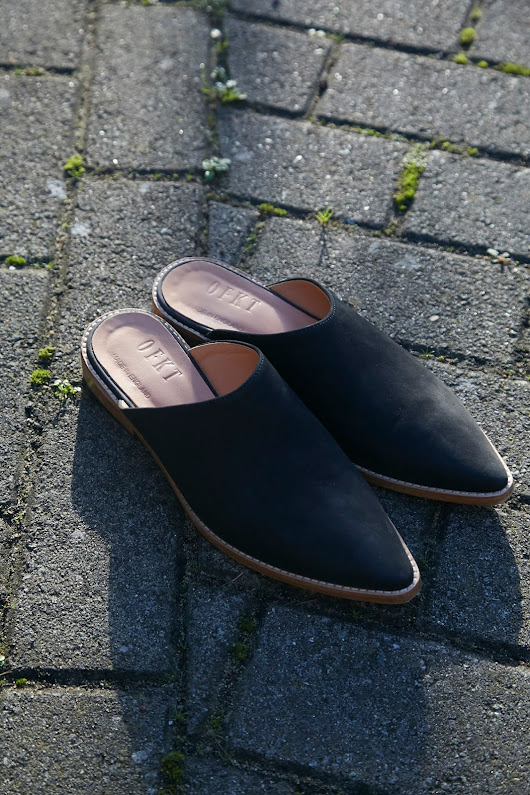 ECO FASHION | OFKT FOOTWEAR: Conscious Craftsmanship Sustainably Salvaged