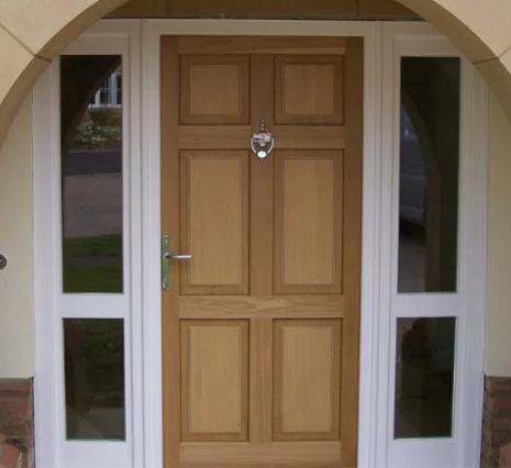 Model Desain Pintu Rumah