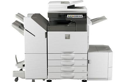 Sharp MX-M3050 Printer Driver Printer