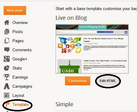 Hide Specific Posts From Homepage In Blogger