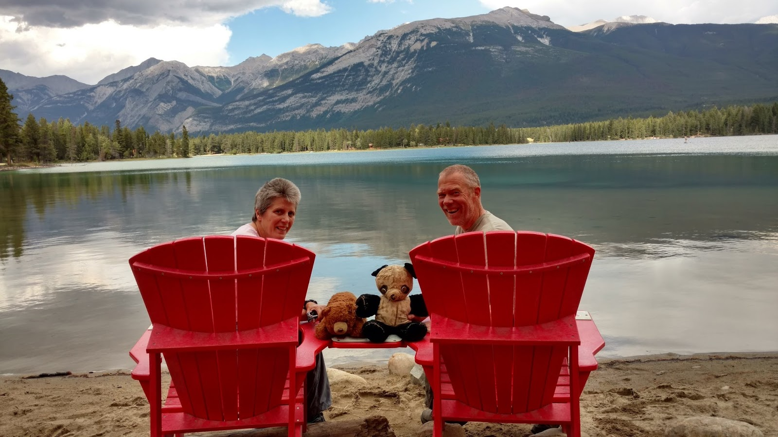dave n kathy s vagabond blog getting to know jasper national park