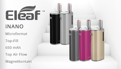 Introduction about Eleaf iNano