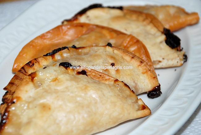 Empanadillas variadas sin freír en aceite
