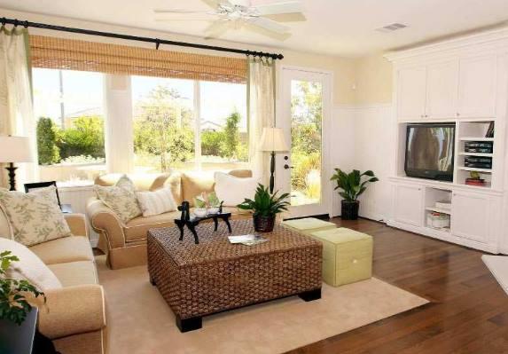 Menata Ruang Keluarga Ruang Tamu Modern