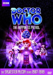 http://www.dailymotion.com/video/x1pppt6_doctor-who-the-happiness-patrol-part-one_shortfilms