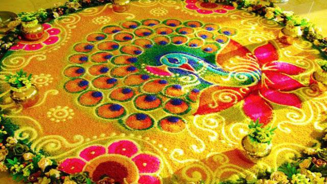 Different Names of Rangoli In India