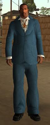 Reward 100%: Pimp Suit