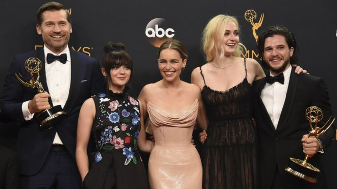 Emmys Awards 2016: Game of Thrones breaks record