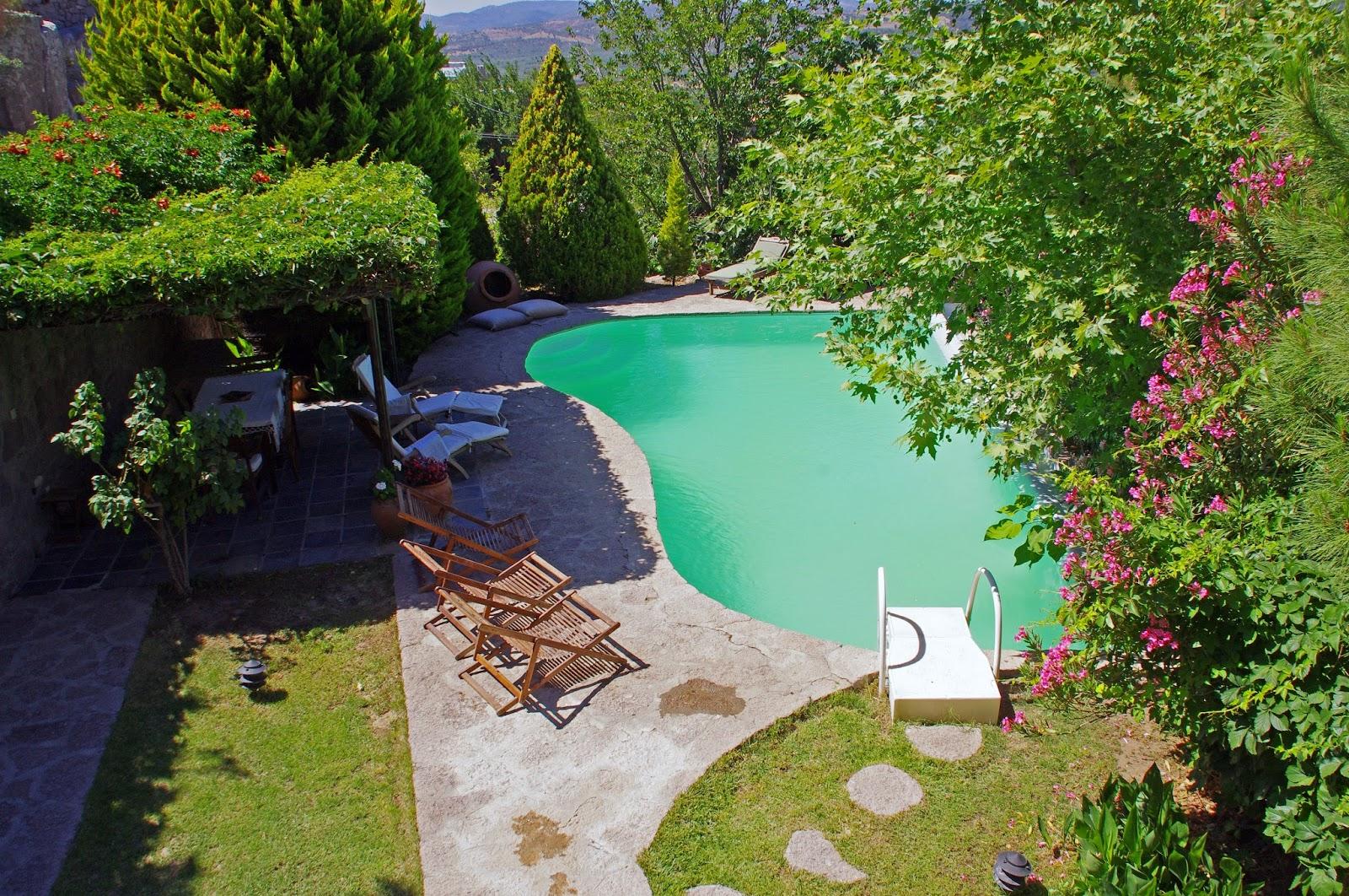 Assos Alarga Boutique Hotel Swimming Pool