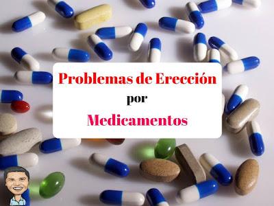 Impotencia causada por medicamentos