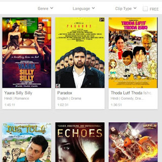 BoxTV free Hindi movies