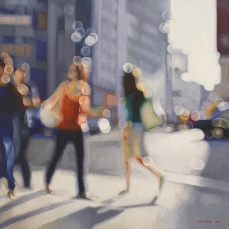 15-Slipping-by-on-34th-Street-Return-in-Studio-Philip-Barlow-No-Need-to-adjust-your-Screen-Paintings-out-of-Focus-www-designstack-co
